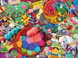 The Artful Needle Crafts & Textile Arts Jigsaw Puzzle