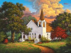 Called to Praise Churches Jigsaw Puzzle