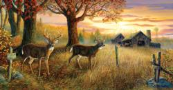 Unknown Sanctuary Landscape Jigsaw Puzzle