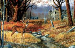 Forgotten Valley Landscape Jigsaw Puzzle
