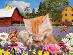 I Wuv Flowers Flowers Jigsaw Puzzle