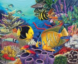 Coral Reef Fish Jigsaw Puzzle