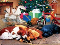 Christmas Dreams Christmas Jigsaw Puzzle