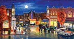 Halloween in the City Halloween Jigsaw Puzzle