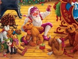 Countdown to Christmas Christmas Jigsaw Puzzle