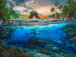 Secret Cove Under The Sea Jigsaw Puzzle