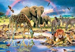 Safari Africa Jigsaw Puzzle