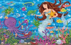 Ocean Social Cartoon Jigsaw Puzzle