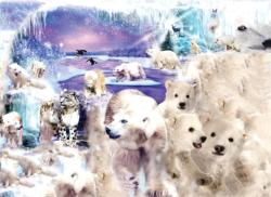 Polar Bear World Bears Jigsaw Puzzle