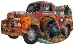 Harvest Truck Cars SunsOut New Arrivals