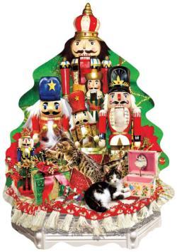 A Nutcracker Christmas Christmas Jigsaw Puzzle