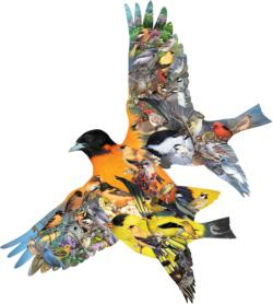 Oriole Birds Jigsaw Puzzle