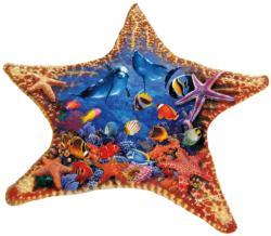 Starfish Under The Sea Jigsaw Puzzle