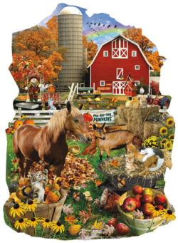 On the Farm Jigsaw Puzzle