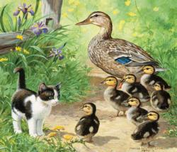 Ducks and Friend Birds Children's Puzzles