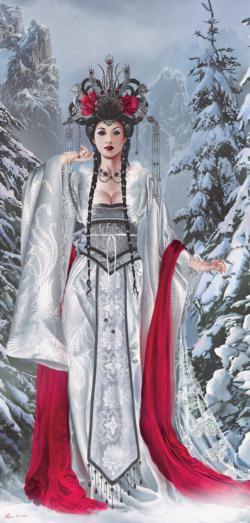 Empress Winter Jigsaw Puzzle