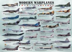 Modern Warplanes (Small Box) Pattern / Assortment