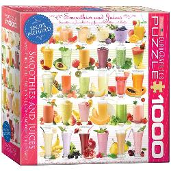 Smoothies Food and Drink Jigsaw Puzzle