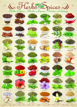 Herbs & Spices (Small Box) Pattern / Assortment