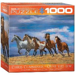 Over the Top Horses Jigsaw Puzzle