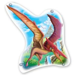 Pterodactyl - Window Puzzle Dinosaurs Shaped