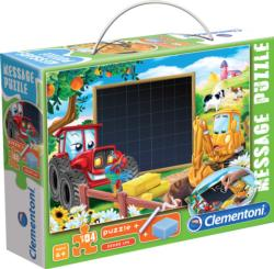 Country Construction Children's Puzzles