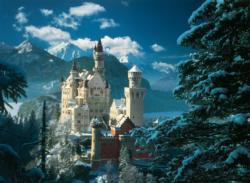 Neuschwanstein Castle - Scratch and Dent Germany Jigsaw Puzzle