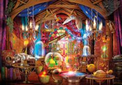 Wizard's Workshop Fantasy Jigsaw Puzzle