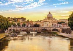 Rome Monuments / Landmarks Jigsaw Puzzle