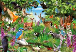 Fantastic Forest Forest Jigsaw Puzzle
