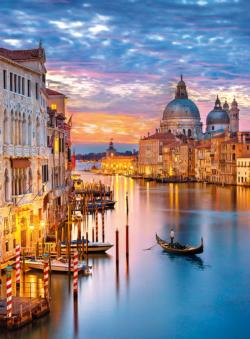 Lighting Venice Cities Jigsaw Puzzle