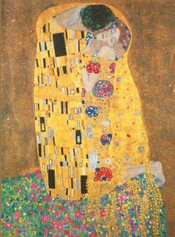 Il Bacio / The Kiss Contemporary & Modern Art Jigsaw Puzzle