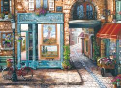Galeries des Arts Europe Jigsaw Puzzle