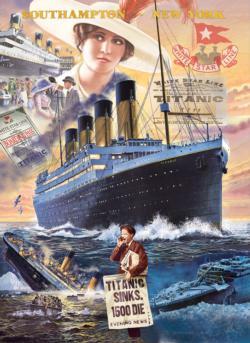 Titanic Titanic Jigsaw Puzzle