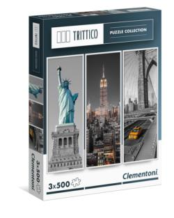 New York Trittico Statue of Liberty Multi-Pack