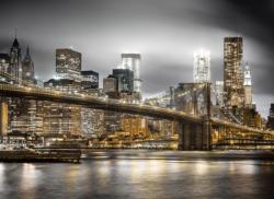 New York Skyline Bridges Jigsaw Puzzle