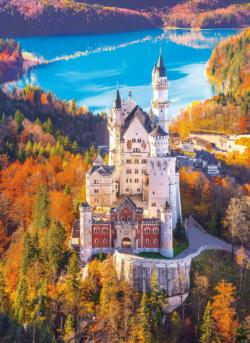 Neuschwanstein Photography Jigsaw Puzzle