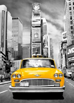 Platinum Collection: New York Taxi New York Jigsaw Puzzle