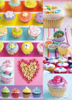 Sweet Donuts Sweets Jigsaw Puzzle