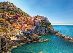 Manarola Italy Jigsaw Puzzle