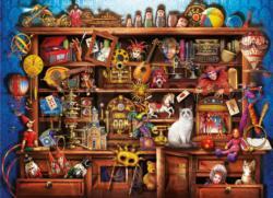 Ye Old Shoppe Fantasy Jigsaw Puzzle
