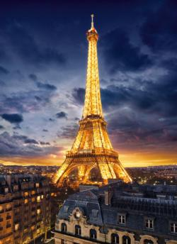 Tour Eiffel - Scratch and Dent Monuments / Landmarks Jigsaw Puzzle