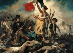 Liberty Leading the People France Jigsaw Puzzle