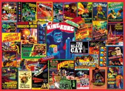 Thriller Classics Collage Jigsaw Puzzle