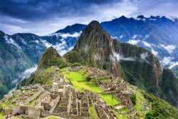 Machu Picchu Monuments / Landmarks Jigsaw Puzzle