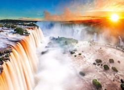 Waterfall Waterfalls Jigsaw Puzzle