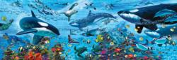 Arctic Vista Under The Sea Jigsaw Puzzle