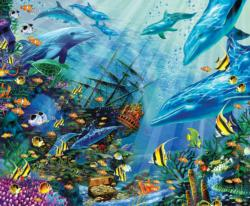 Return to Treasure Island Fish Jigsaw Puzzle
