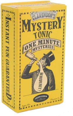 Mystery Tonic 30 Second Mysteries