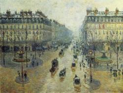 Avenue De L'Opera A Paris Paris